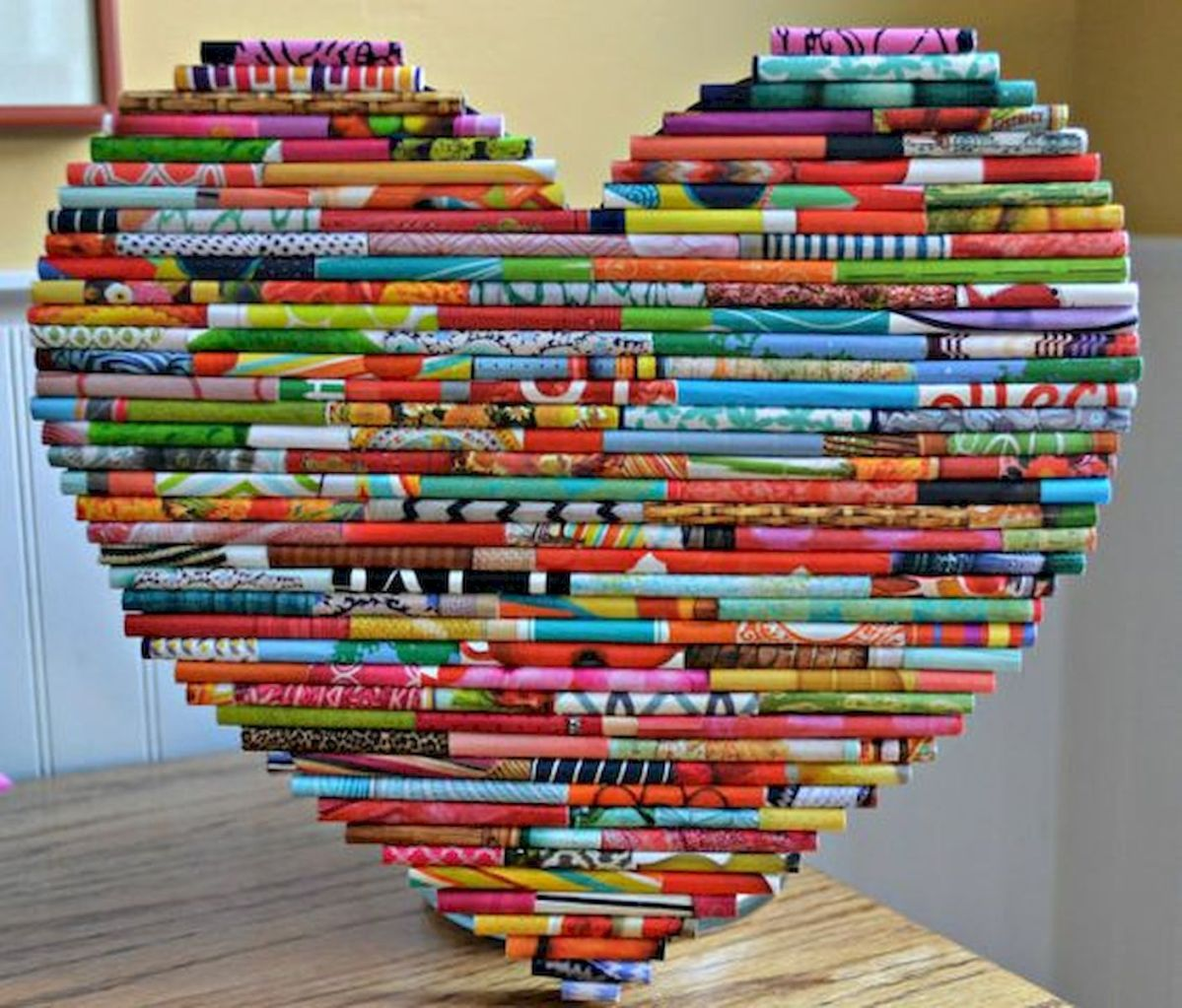65 Stunning DIY Recycled and Upcycling Projects Ideas (49)