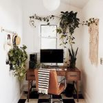 80 Wonderful DIY Art Desk Work Stations Ideas and Decorations (17)