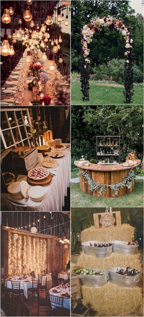 40 Awesome Halloween Wedding Decoration Ideas (10)