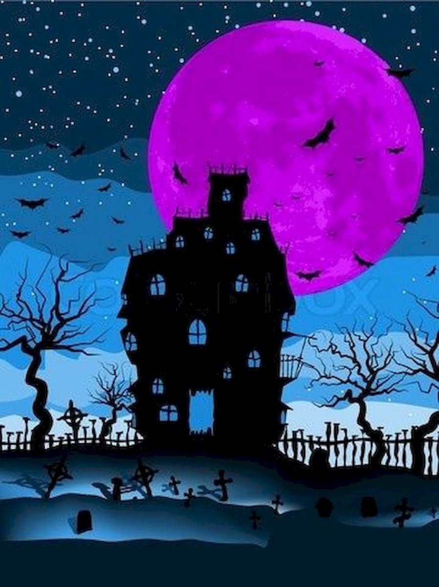 46 Awesome Halloween wallpaper Ideas (10)