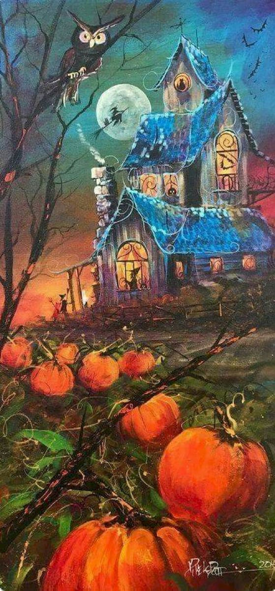 46 Awesome Halloween wallpaper Ideas (36)
