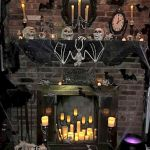 50 Stunning Halloween Decoration Indoor Ideas (10)