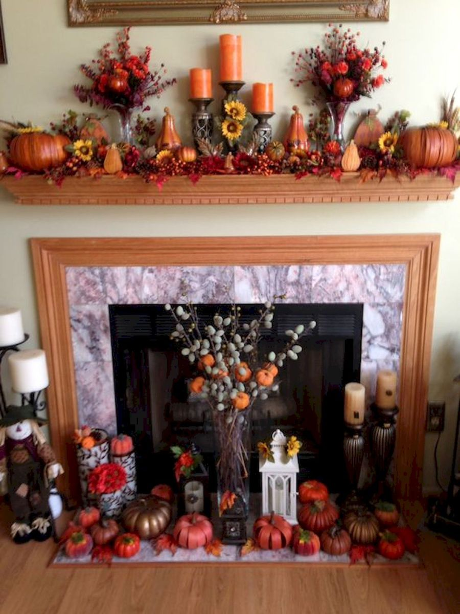 50 Stunning Halloween Decoration Indoor Ideas (18)