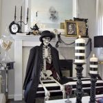 50 Stunning Halloween Decoration Indoor Ideas (7)