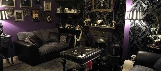 73 Gorgeous Halloween Living Room Decor Ideas (51)