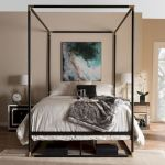 82 Cool Bedroom Ideas for Creative Couples (42)