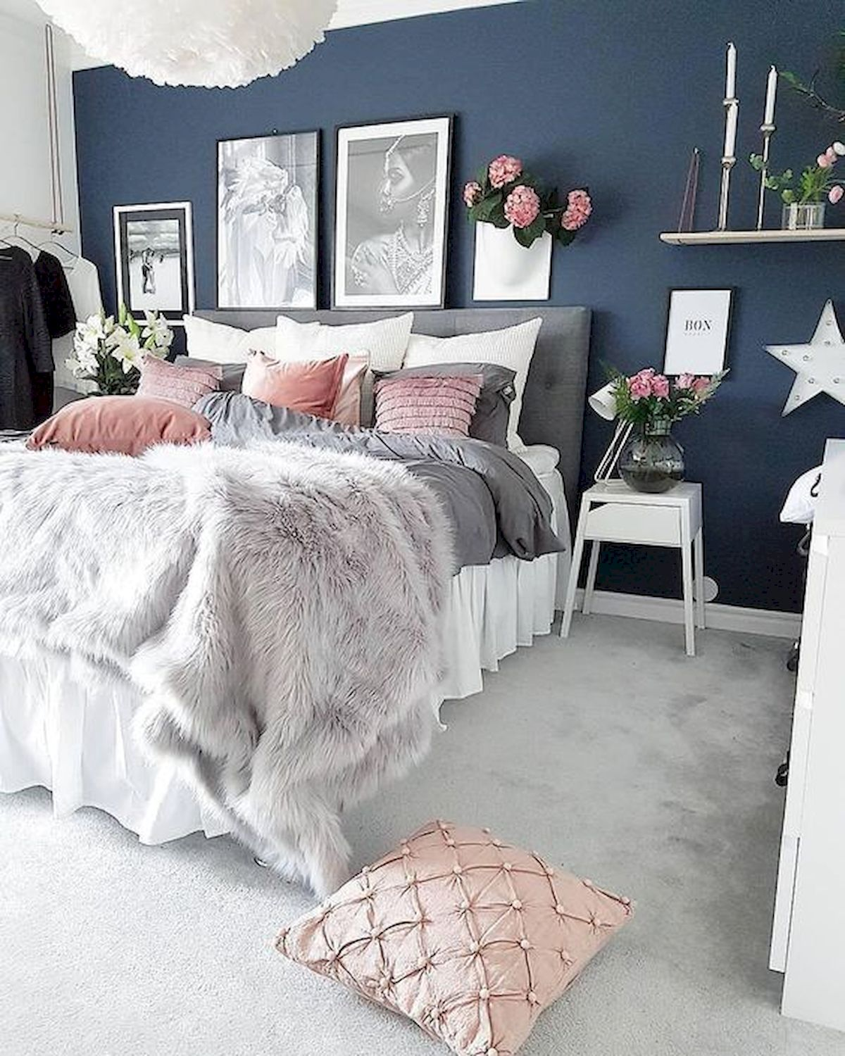 82 Cool Bedroom Ideas For Creative Couples 51 Artmyideas