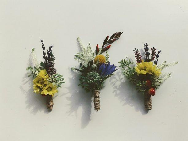 flores de solapa