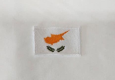 σημαία της Κύπρου κέντημα