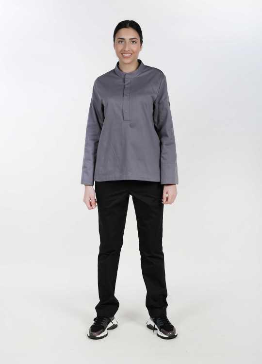 Σακάκι τύπου T-shirt γυναικείο μακρύ μανίκι