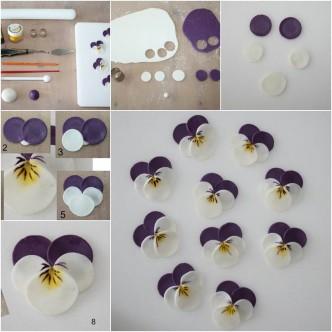 20 DIY Beautiful Polymer Clay Flower Step By Step Art