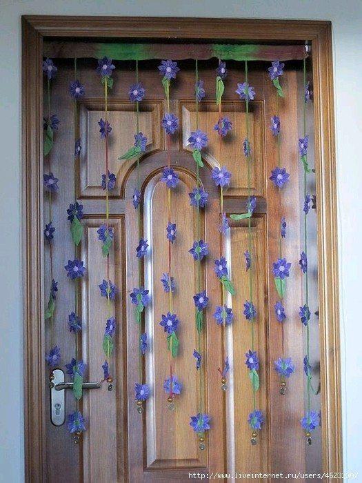 Creative Way To Decorate Door Opening Art Amp Craft Ideas