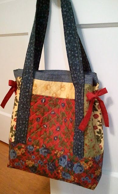 Different type of fabric bag patterns  Art  Craft Ideas