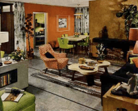 A Look at 1950s Interior Design