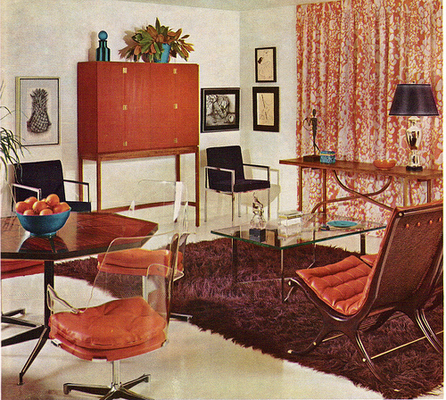 A Look At 1960s Interior Design Art Nectar