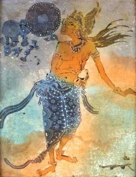 Bagong Kusudiarjo : bagong, kusudiarjo, Javanese, Dancer, Bagong, Kussudiardja, Artnet