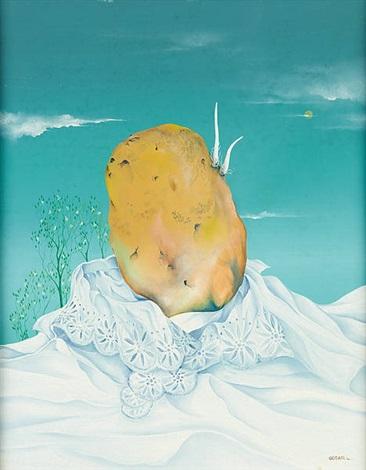 Patate En Robe De Chambre : patate, chambre, Pomme, Terre, Chambre, Godar, Artnet