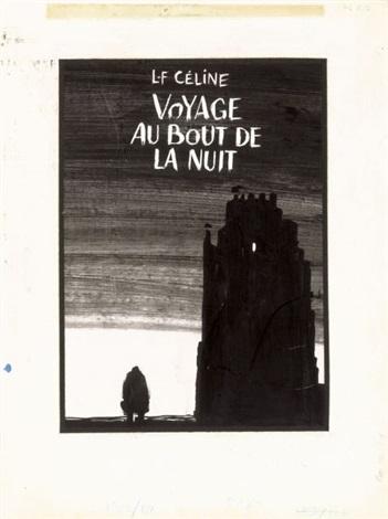 Voyage Au Bout De La Nuit : voyage, VOYAGE, Jacques, Tardi, Artnet