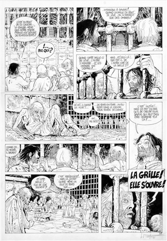 Balade Au Bout Du Monde : balade, monde, BALADE, MONDE., PRISON, Laurent, Vicomte, Artnet