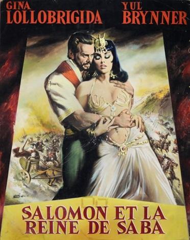 Salomon Et La Reine De Saba : salomon, reine, Salomon, Reine, Mascii, Artnet