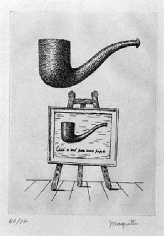 Ceci N'est Pas Une Pipe Magritte : n'est, magritte, Mystères, René, Magritte, Artnet
