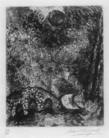Le Soleil Et Les Grenouilles : soleil, grenouilles, Soleil, Grenouilles,, Pl.67, Chagall, Artnet
