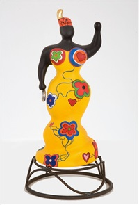 Niki De Saint Phalle Oeuvres : saint, phalle, oeuvres, Saint, Phalle, Tinguely, Artnet