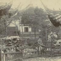 Муниципальный храм, Шанхай, 1895 г.