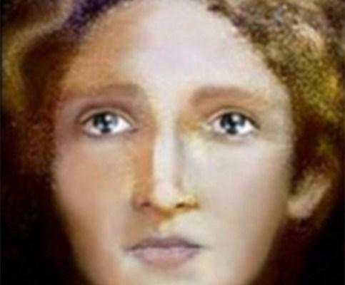 Воссозданный с помощью компьютера облик Иисуса в детстве