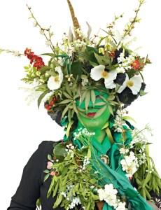 Jane Wildgoose -  Jack In The Green Hastings