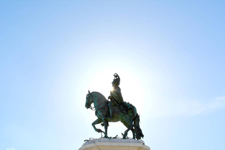 """""""Праса-ду-Комерсиу"""" (Торговая площадь), Лиссабон"""