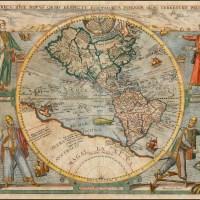 В 16 веке Австралия представлялась огромным южным континентом