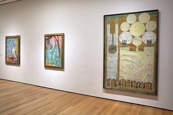 【藝術新聞   MOMA重新展示來自回教國家的典藏品】