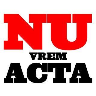 Spune NU ACTA