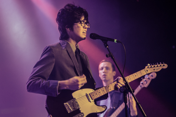 Car Seat Headrest at Teragram Ballroom