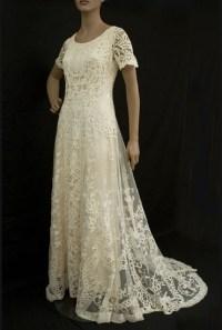 Edwardian Wedding Gowns | The Art Nouveau Bride