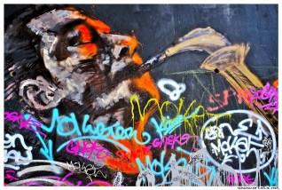 Nice graffitis in Paris