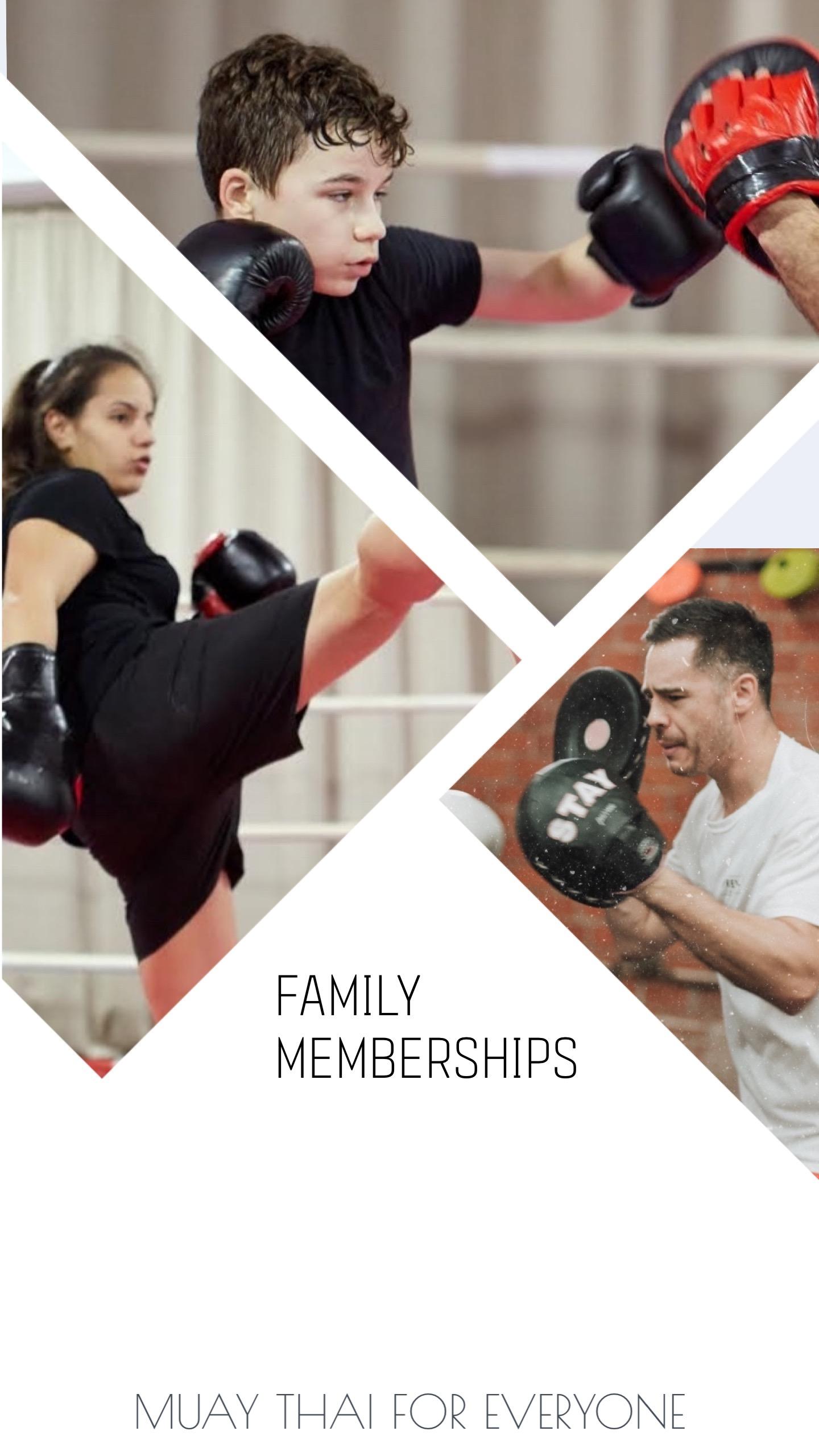 Family Memberships