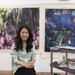 Artist Hyunju Kim