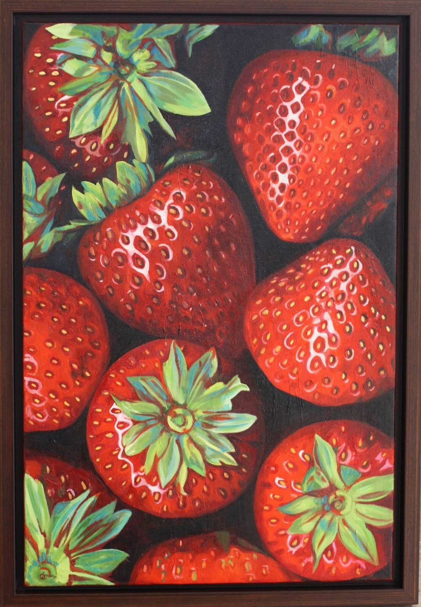 Strawberries XII