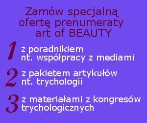art of BEAUTY specjalna oferta prenumeraty