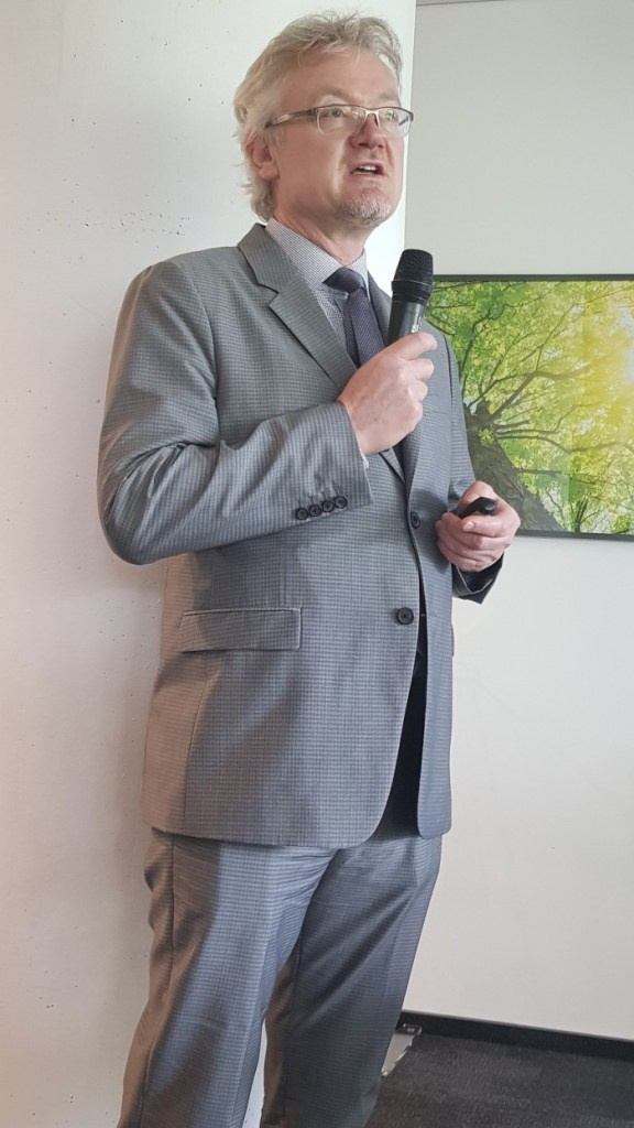 Dr Gregory Turowski, VI Kongres Trychologiczny 2019