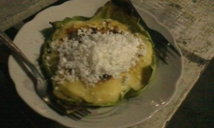 Traditional Bibingka