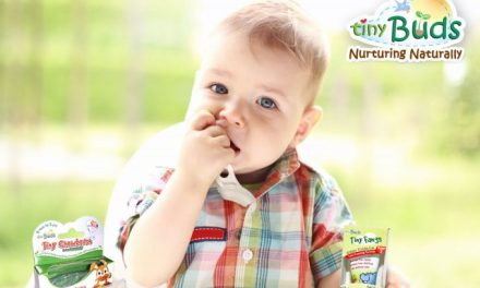 Tiny Buds Tiny Chewbrush and Other Baby Products