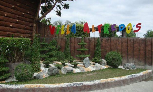 Villa Alfredos Resort in Pampanga