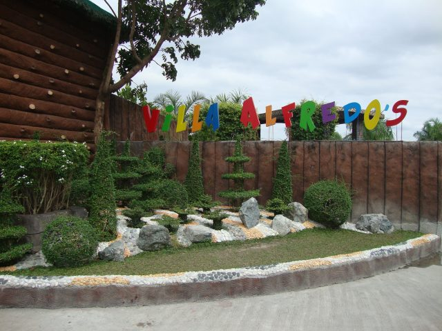 Villa Alfredos Resort in Pampanga