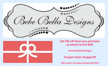 bebe bella envelope coupon code