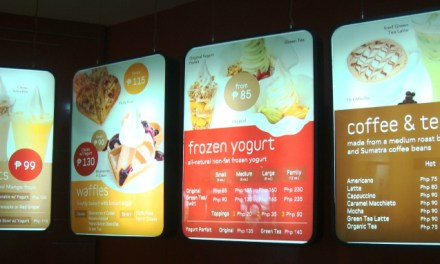 Enjoy Philippines: Red Mango