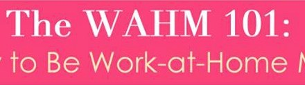 My WAHM 101 Workshop Guest Panelist Experience