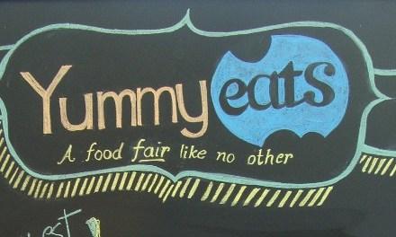 Yummy Eats 2014